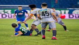 Çaykur Rizespor 3 - 0 Malatyaspor