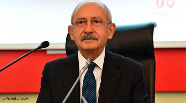 """Kılıçdaroğlu: """"Biz hak, hukuk, adalet istiyoruz"""""""