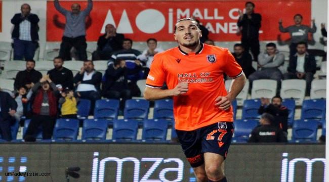 Crivelli ilk şampiyonluğunu Başakşehir'de yaşadı