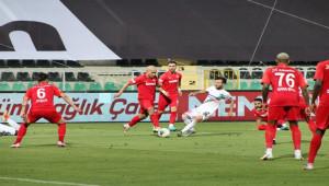 Denizlispor: 0 - Gaziantep FK: 1