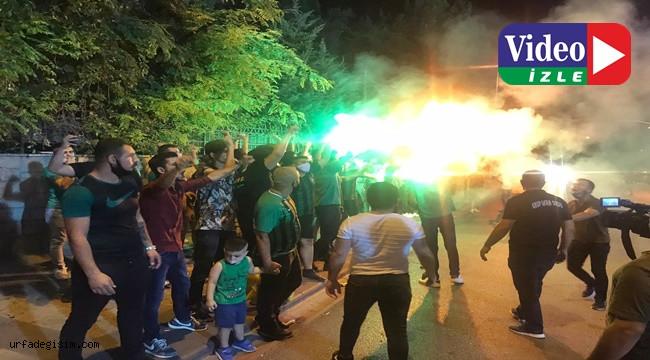 Denizlispor'da hüzünlü kutlama