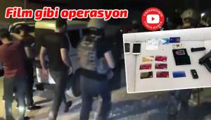Dolandırıcı operasyonu: 17 gözaltı