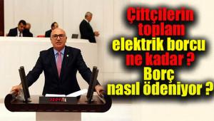 Enerji Bakanı soru önergesine cevap verdi