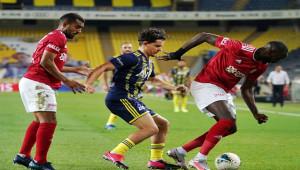 Fenerbahçe 1 - 2 Sivasspor