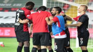 Gaziantep FK, korona virüs sonrası namağlup