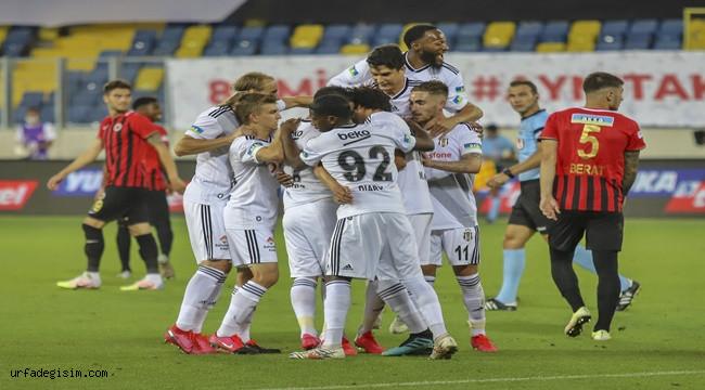 Gençlerbirliği 0 - 3 Beşiktaş