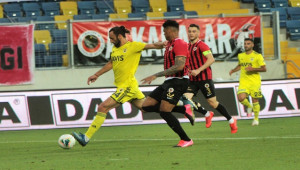 Gençlerbirliği 1-1 Fenerbahçe