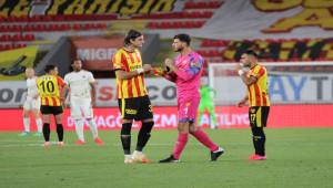 Göztepe 2 - 2 Ankaragücü