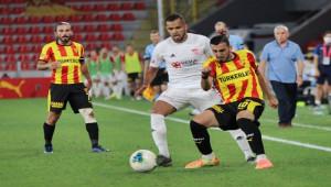 Göztepe 3 - 1 Sivasspor