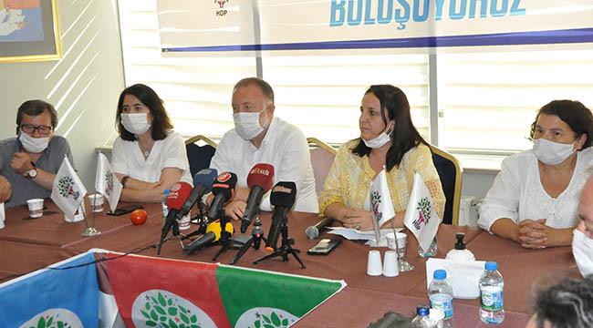 HDP Heyeti Şanlıurfa'da
