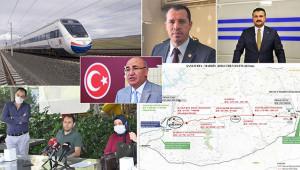 Hızlı tren Urfa'ya gelecek mi?