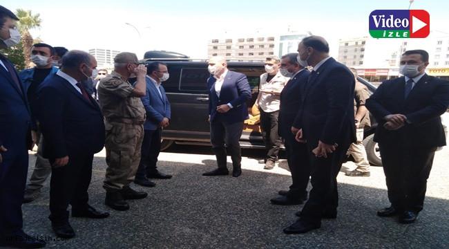 İçişleri Bakanı Soylu, Şanlıurfa'da