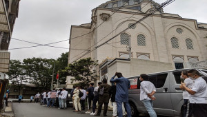 Japonya'da Kurban Bayramı coşkusu