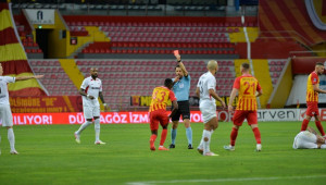 Kayserispor 1 - 1 Gaziantep