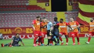 Kayserispor 1 - 2 Trabzonspor