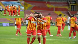 Kayserispor:3 - Beşiktaş: 1