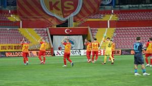 Kayserispor 5 sezon sonra düştü