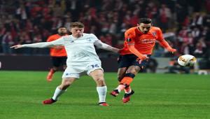 Kopenhag - Başakşehir maçı seyircisiz