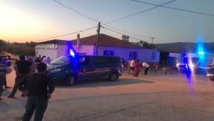 Köy meydanında silahlı çatışma: 1 ölü 1 yaralı