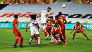 Malatyaspor 0 - 1 Beşiktaş