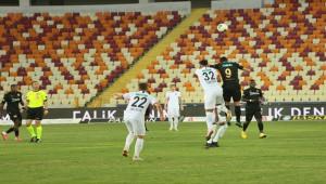Malatyaspor: 0 - Gençlerbirliği: 0