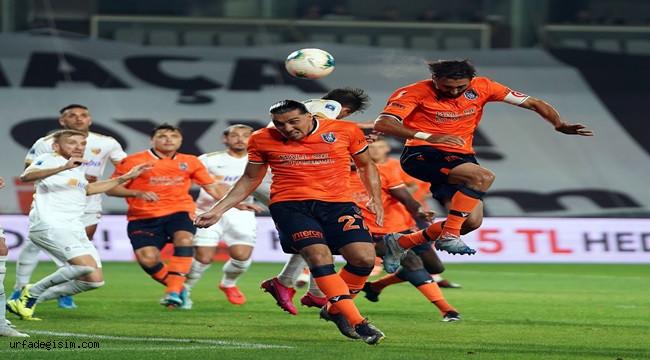 Medipol Başakşehir 1 - 0 Kayserispor