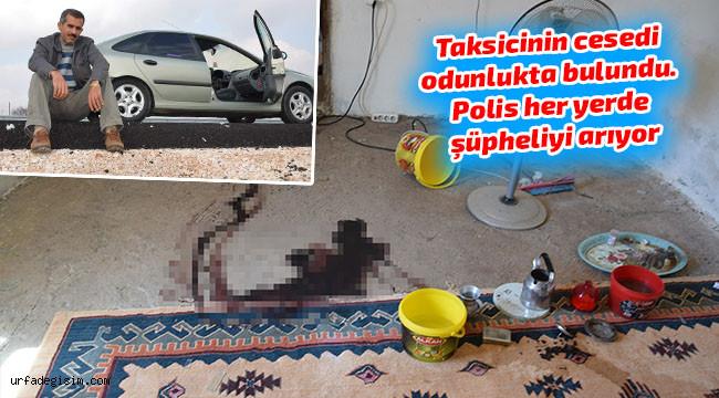 Müşteri almaya giden taksici öldürüldü