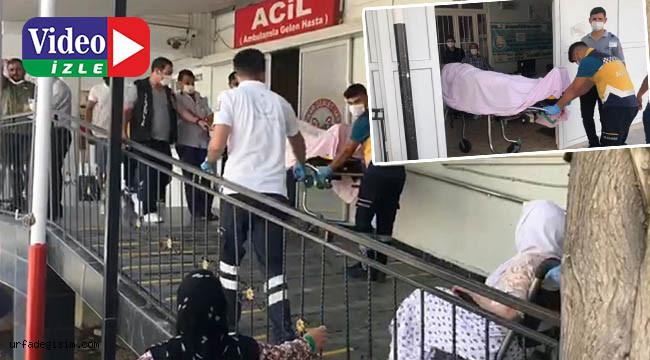 Patlamada yaralananlarŞanlıurfa'ya getirildi