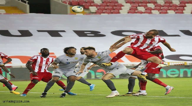 Sivasspor 0 - 1 Malatyaspor