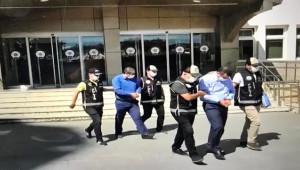 Tefecilere yönelik operasyonda iki tutuklama