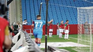 Trabzonspor'u şampiyonluktan etti