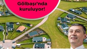 Türkiye'nin ilk hobi köyü kuruluyor