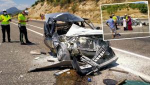 Urfalı mevsimlik işçiler kaza yaptı: 4 yaralı