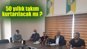 Urfaspor'un kurtuluşu için gereken para açıklandı