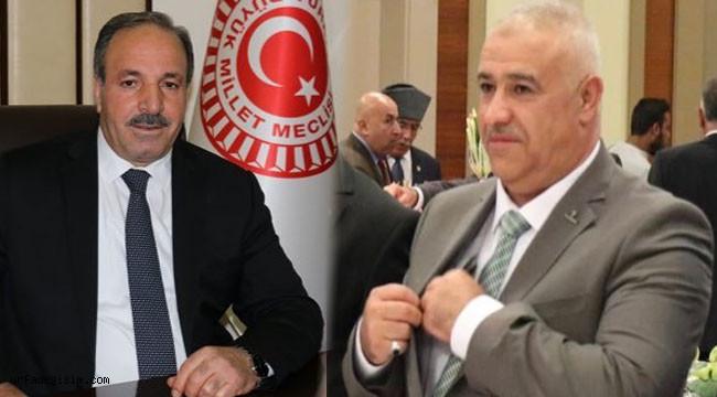 Vekil Özcan ile Başkan Sade'nin atışması