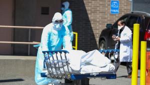 ABD'de ölenlerin sayısı 165 bin 92'ye yükseldi