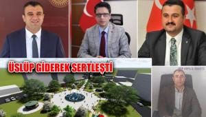 Albayrak ve Öcalan tartışmasına il başkanları dahil oldu