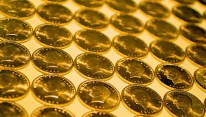 Altın fiyatları düşmeye başladı