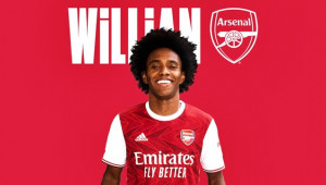Arsenal, Willian'ı transfer etti