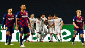 Bayern Münih 8 golle tur atladı