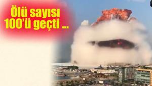 Beyrut'taki patlamayı DEAŞ üstlendi
