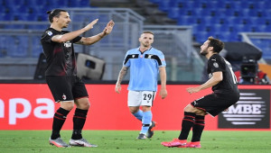 Çalhanoğlu, İtalya'da en golcü sezonunu yaşadı