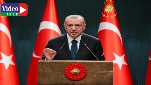 Erdoğan: Dostluğumuz var, böyle bir ifadeyi nasıl kullanırsınız?