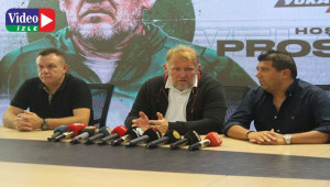 Denizlispor, Prosinecki ile 1 yıllık sözleşme imzaladı