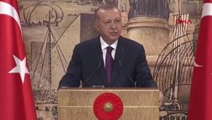 Erdoğan müjdeyi canlı yayında açıkladı
