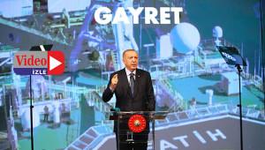Erdoğan: ''Teknoloji üretim merkezi olacağız''