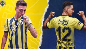 Fenerbahçe, Mert Hakan'ı kadrosuna kattı