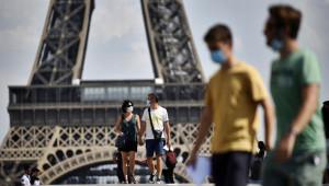 Fransa'da 23 bin vaka