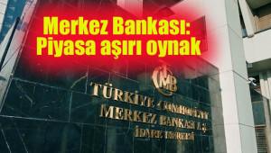 Merkez Bankası'dan açıklama