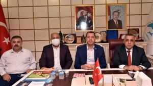 Milletvekili Akay'ın korona testi pozitif çıktı
